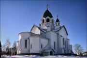 Церковь Алексия, митрополита Московского - Тайцы - Гатчинский район - Ленинградская область