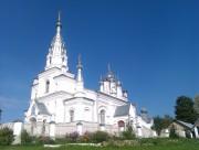 Церковь Покрова Пресвятой Богородицы - Козья гора - Сланцевский район - Ленинградская область