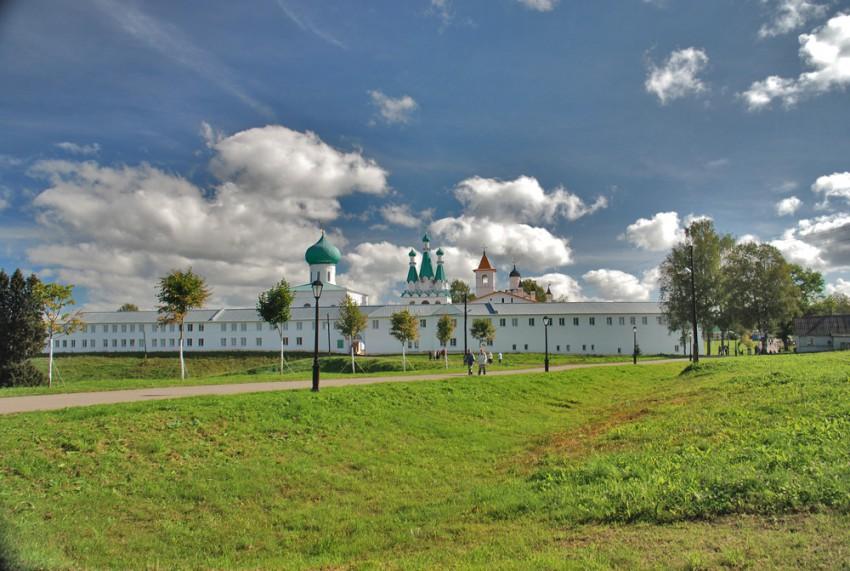 Александро-Свирский монастырь-Старая Слобода-Лодейнопольский район-Ленинградская область