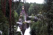 Церковь Андрея Первозванного на Вуоксе - Васильево - Приозерский район - Ленинградская область