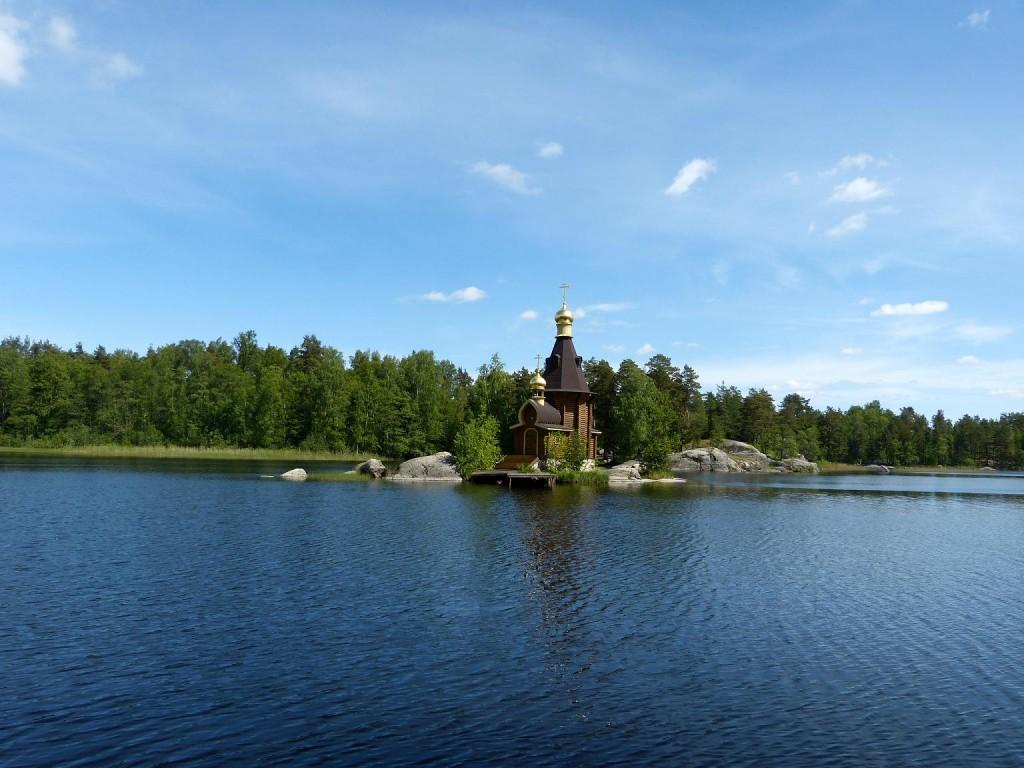 Церковь Андрея Первозванного на Вуоксе, Васильево