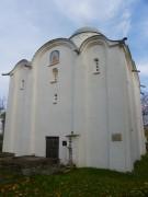 Старая Ладога. Староладожский Успенский девичий монастырь. Церковь Успения Пресвятой Богородицы