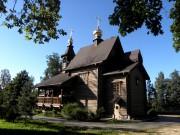 Церковь Иоанна Кронштадтского - Колтуши - Всеволожский район - Ленинградская область