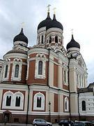 Кафедральный собор Александра Невского - Таллин - Харьюмаа и г. Таллин - Эстония
