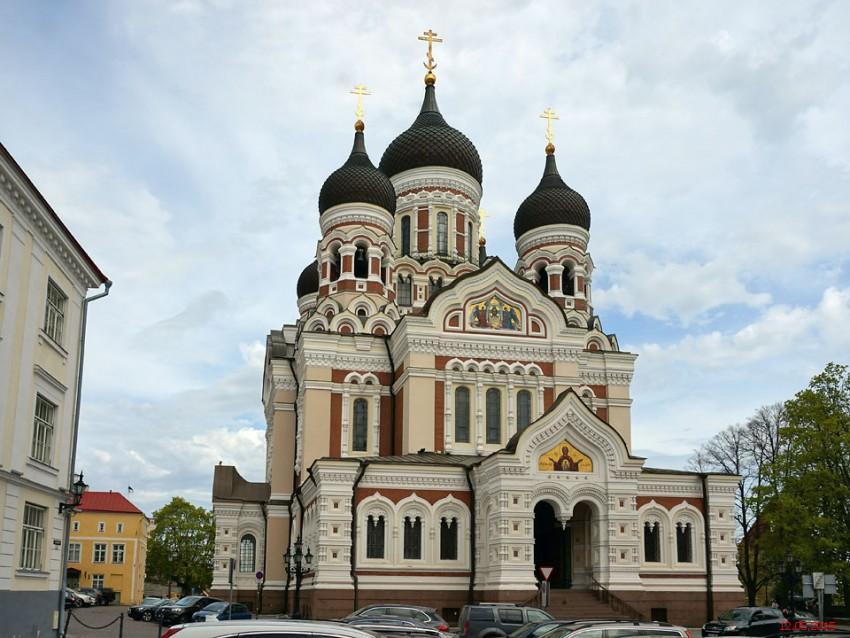 Кафедральный собор Александра Невского, Таллин