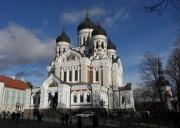 Таллин. Александра Невского, кафедральный собор