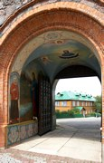 Успенский Пюхтицкий женский монастырь - Куремяэ - Ида-Вирумаа - Эстония