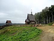 Церковь Воскресения Христова на горе Левитана - Плёс - Приволжский район - Ивановская область