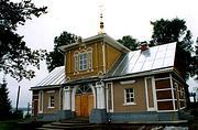 Интерпосёлок. Важеозерский Спасо-Преображенский мужской монастырь. Церковь Иоанна Рыльского и Иоанна Кронштадтского