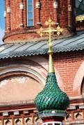 Знаменский женский монастырь. Церковь Воскресения Христова на Дебре - Кострома - г. Кострома - Костромская область