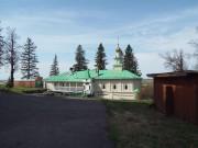 Покровский Авраамиево-Городецкий монастырь - Ножкино - Чухломский район - Костромская область