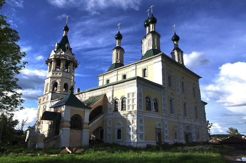 Собор Рождества Пресвятой Богородицы, Солигалич