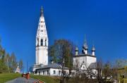 Собор Спаса Преображения - Судиславль - Судиславский район - Костромская область