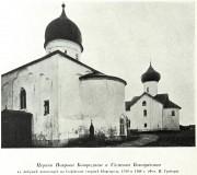Зверин монастырь - Великий Новгород - г. Великий Новгород - Новгородская область