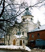 Духов монастырь - Великий Новгород - г. Великий Новгород - Новгородская область