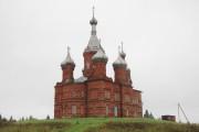 Волговерховье. Ольгинский монастырь. Церковь Спаса Преображения