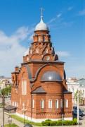 Церковь Троицы Живоначальной (Красная) - Владимир - г. Владимир - Владимирская область
