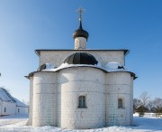 Кидекша. Борисоглебский монастырь. Церковь Бориса и Глеба