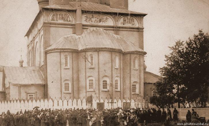 Собор Рождества Пресвятой Богородицы, Суздаль