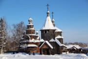 Музей деревянного зодчества - Суздаль - Суздальский район - Владимирская область