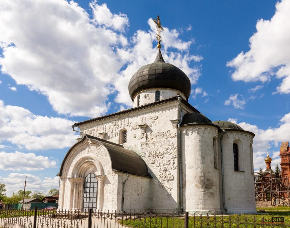 Собор Георгия Победоносца, Юрьев-Польский