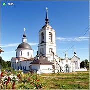 Никольский женский монастырь - Новое - Юрьев-Польский район - Владимирская область