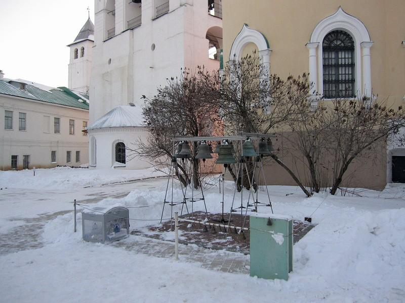 Спасо-Преображенский монастырь, Ярославль