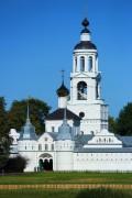 Введенский Толгский женский монастырь. Колокольня - Толга - г. Ярославль - Ярославская область