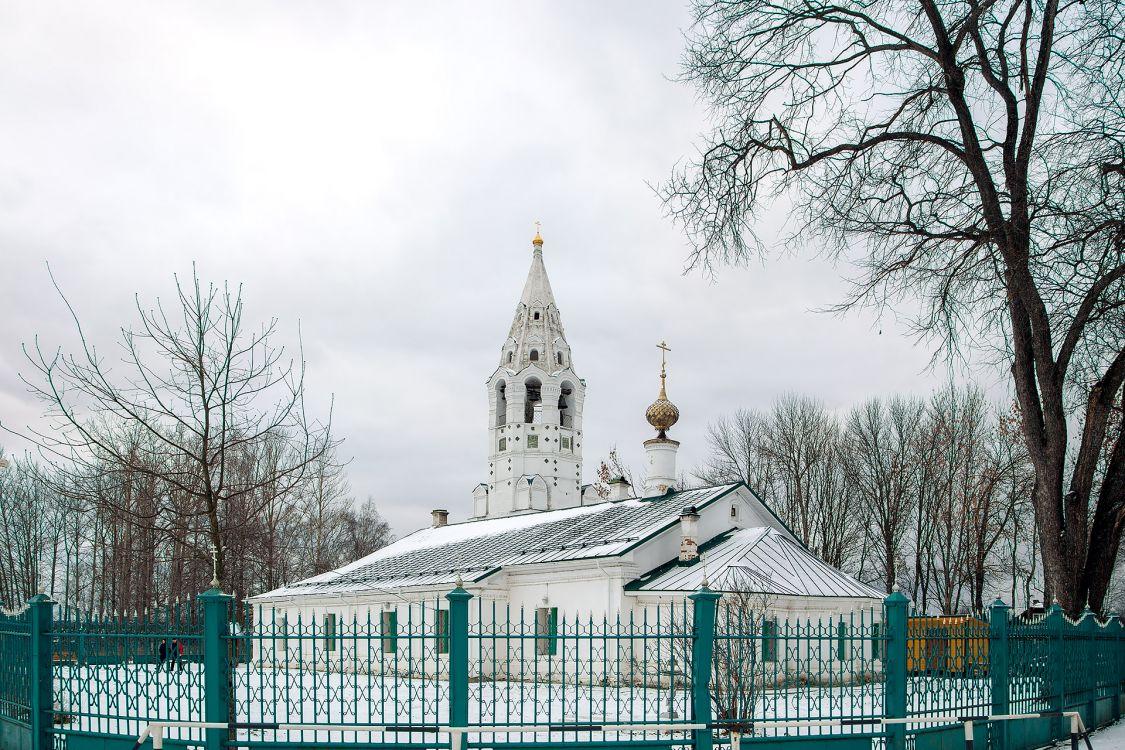 Церковь Покрова Пресвятой Богородицы, Тутаев