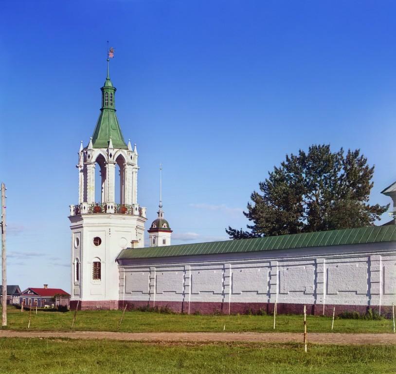 Спасо-Яковлевский Димитриев мужской монастырь, Ростов