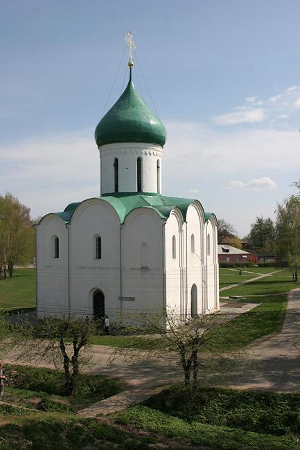 Собор Спаса Преображения, Переславль-Залесский