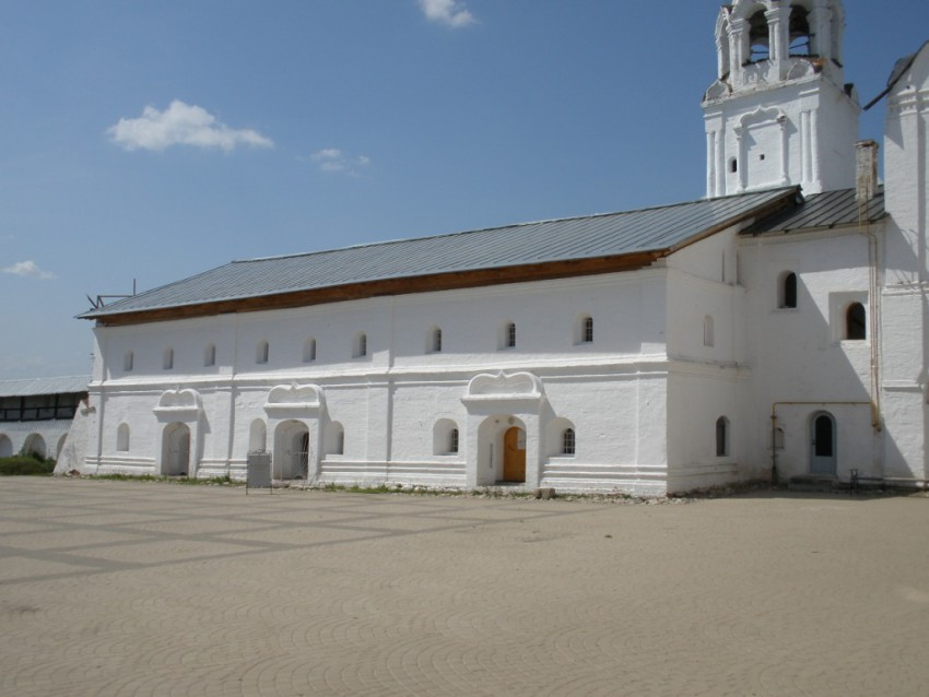 Спасо-Прилуцкий мужской монастырь, Прилуки