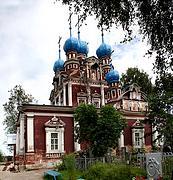 Церковь Казанской иконы Божией Матери - Устюжна - Устюженский район - Вологодская область