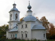 Церковь Богоявления Господня - Белозерск - Белозерский район - Вологодская область