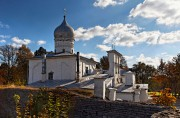 Церковь Варлаама Хутынского на Званице - Псков - г. Псков - Псковская область