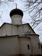 Церковь Иоакима и Анны на Полонище - Псков - г. Псков - Псковская область