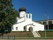 Псков. Иоакима и Анны на Полонище, церковь