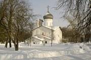 Церковь Николая Чудотворца с Усохи-Псков-г. Псков-Псковская область-Valensienne