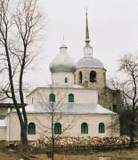 Церковь Николая Чудотворца - Порхов - Порховский район - Псковская область