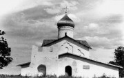 Церковь Николая Чудотворца - Устье - Псковский район - Псковская область