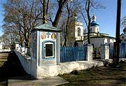 Церковь Георгия Победоносца - Федоровщина (Погост Камно) - Псковский район - Псковская область