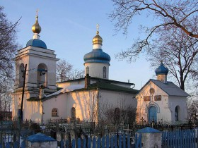 Церковь георгия победоносца камно псковский район