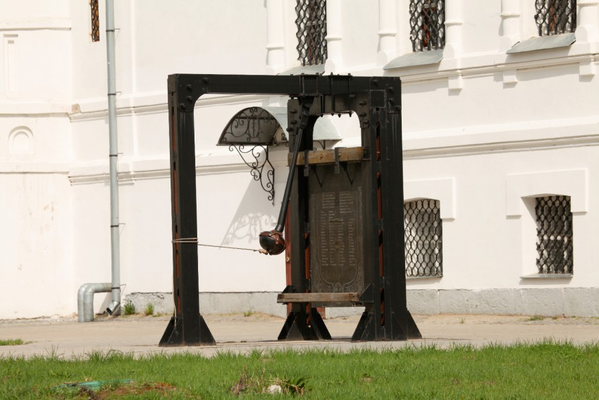 Елизарово. . Спасо-Елеазаровский женский монастырь, фотография