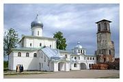 Иоанно-Богословский Савво-Крыпецкий мужской монастырь - Крыпецкое - Псковский район - Псковская область