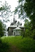 Масельга. Александра Свирского, церковь