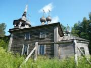 Церковь Александра Свирского - Масельга - Каргопольский район - Архангельская область