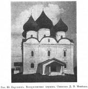 Церковь Воскресения Христова - Каргополь - Каргопольский район - Архангельская область