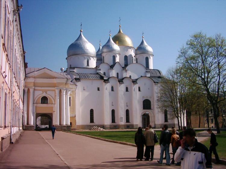 Собор Софии, Премудрости Божией, Великий Новгород