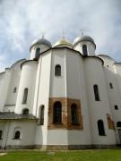 Великий Новгород. Софии Премудрости Божией, собор
