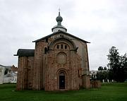 Церковь Параскевы Пятницы на Торгу - Великий Новгород - г. Великий Новгород - Новгородская область